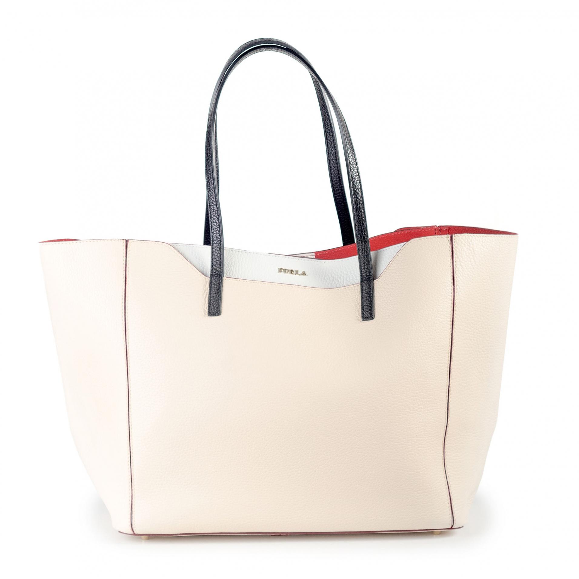Сумка шопер - вместительная сумка классических оттенков