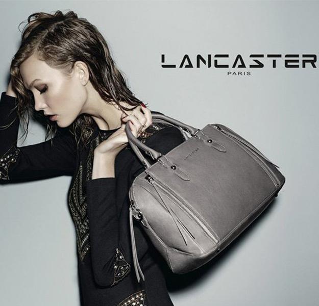 Accetto начинает продажи сумочек французского бренда Lancaster