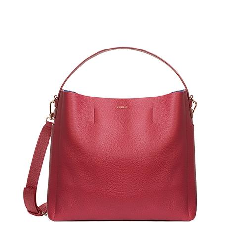 Оригинальная сумка-хобо Furla CAPRICCIO: сделано в Италии