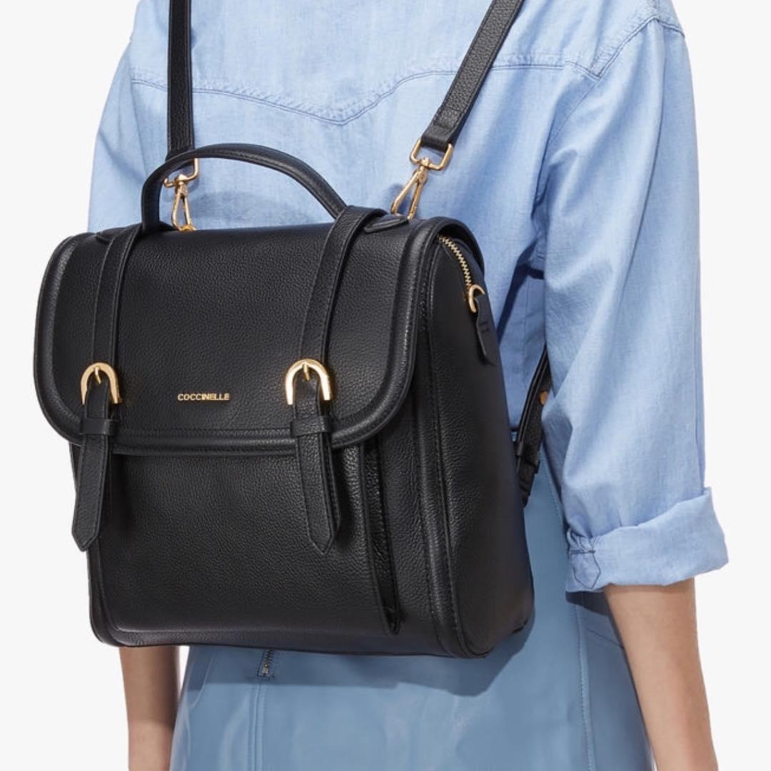 Сумка-рюкзак Кочинелли: маст-хэв для кэжуал-гардероба