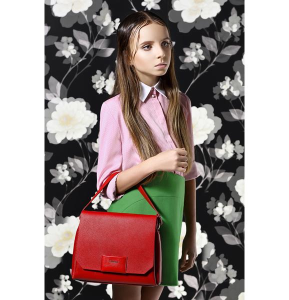 Женская брендовая сумка через плечо - стильно, практично, удобно!